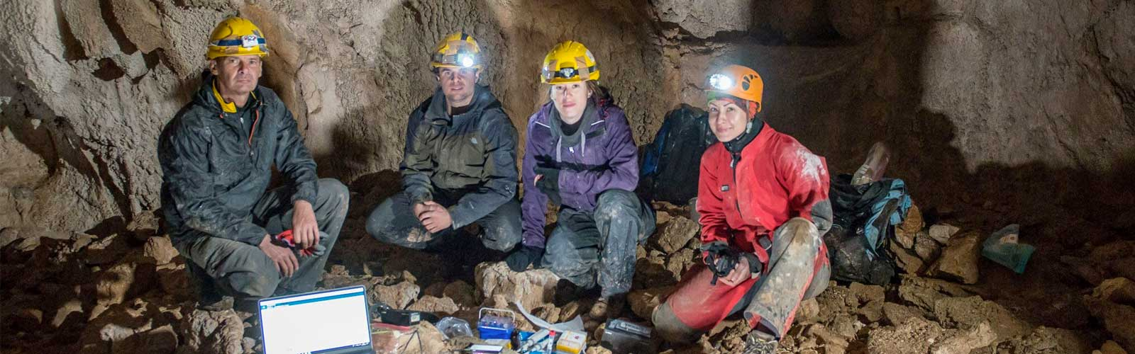 Sequenziare il Dna in una grotta